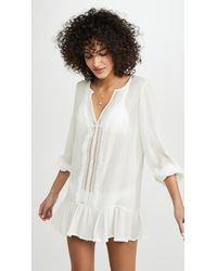 Eberjey Summer Of Love Elba Dress - White