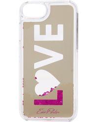 Edie Parker Iphone 6 / 6s / 7 Case Floating Love - Multicolor