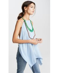 Jacquemus - The Jewelry Top - Lyst