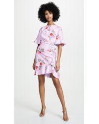 Keepsake - Pretty One Mini Dress - Lyst