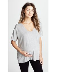 HATCH The Perfect V Tee - Grey