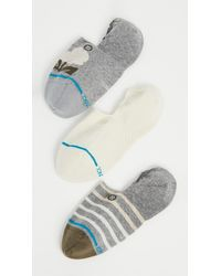 Stance - Fleur Sock 3 Pack - Lyst