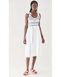Tach Clothing Ami Dress - White