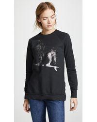 Sol Angeles - Raw Wolf Rider Tunic Sweater - Lyst