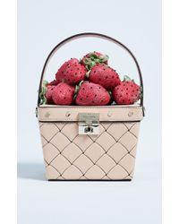 Kate Spade | Picnic Perfect Strawberry Basket | Lyst
