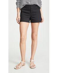 Alice + Olivia Cady Shorts - Black