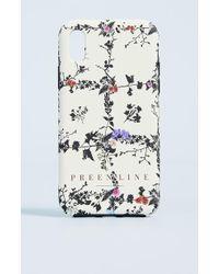 Preen By Thornton Bregazzi - Preen Line Floral Phone Case - Lyst