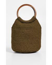 Rachel Comey - Praia Knit Bucket Bag - Lyst
