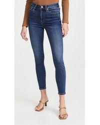 Edwin Candice Skinny Jeans - Blue