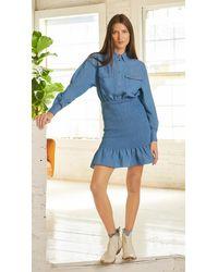 Stella Nova Tasha Dress - Blue