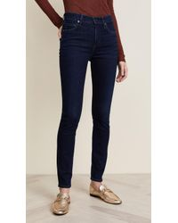 Citizens of Humanity Rocket Skinny Jeans - Blue