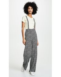 Re:named - Karissa Overalls - Lyst