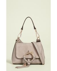 See By Chloé - Joan Mini Shoulder Bag - Lyst