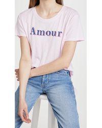 Sundry Amour Vintage Tee - Multicolour