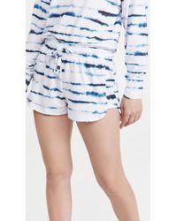 Onzie Divine Shorts - Blue