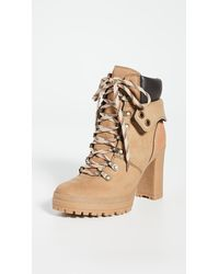 See By Chloé Eileen High Heel Booties - Multicolour