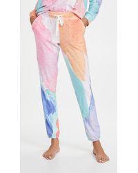 Pj Salvage Art Class Band Pants - Multicolour