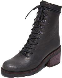 LD Tuttle - The Below Lug Sole Combat Boots - Lyst