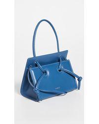 Yuzefi Mini Taco Bag - Blue