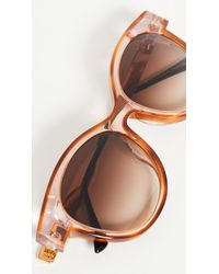 Thierry Lasry Lytchy Sunglasses - Multicolour