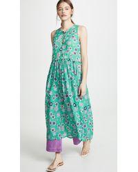 M.i.h Jeans Leia Dress - Green