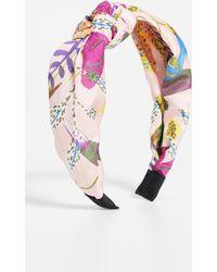 Tanya Taylor Printed Headband - Multicolour