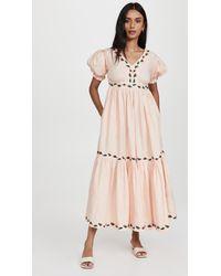 FANM MON Aktur Dress - Pink