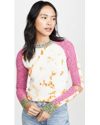 Zoe Jordan Akar Sweater - Multicolor