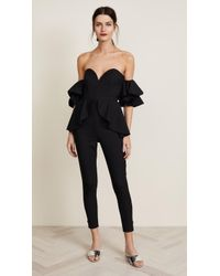 Fame & Partners - The Perry Jumpsuit - Lyst