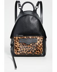 Rebecca Minkoff Emma Mini Convertible Backpack - Multicolour