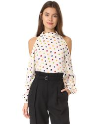 e7dec00e2f0332 Women's Anna October Tops - Lyst
