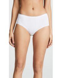 Cosabella - Soft Cotton Hotpant, - Lyst