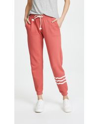 Sol Angeles - Sol Essential Jogger Sweatpants - Lyst
