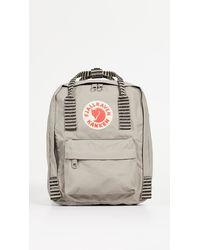 Fjallraven Kanken Mini Backpack - Multicolor
