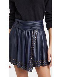 Ramy Brook Sabrine Skirt - Blue