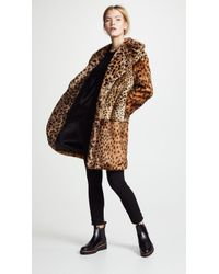 Blank NYC - Party Animal Coat - Lyst