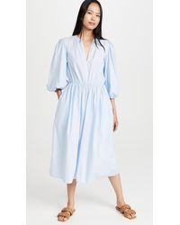 MILLE Celeste Dress - Blue