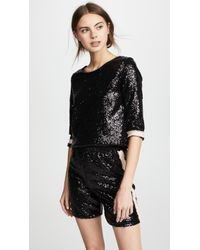 Loyd/Ford - Sequin Blouse - Lyst