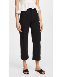 Apiece Apart Merida Trousers - Black