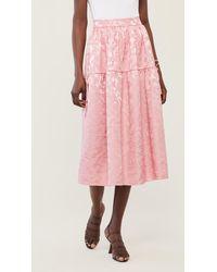 Stine Goya Maura Skirt - Pink