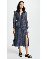 Ella Moss - Monarch Handkerchief Dress - Lyst
