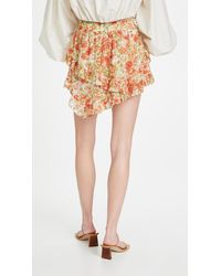 MISA Los Angles - Palma Skirt - Lyst