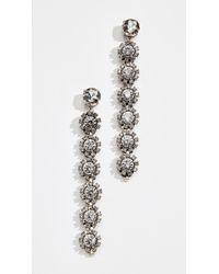 Lulu Frost - Beam Drop Earrings - Lyst