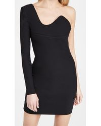 Preen By Thornton Bregazzi Mila Dress - Black