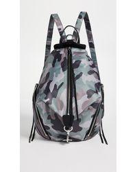 Rebecca Minkoff Nylon Julian Backpack - Multicolour