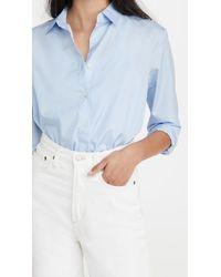 Kule Button Down Shirt - Blue