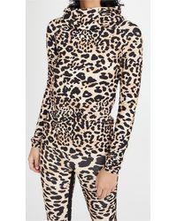 Paco Rabanne Leopard Sweatshirt - Multicolour