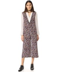 Mother Of Pearl - Emeline Jumpsuit - Lyst