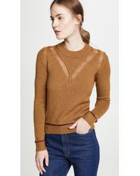 See By Chloé Pullover Sweater