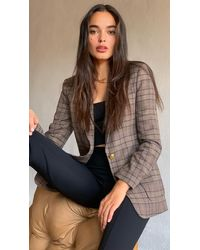 A.L.C. Hicks Blazer - Brown